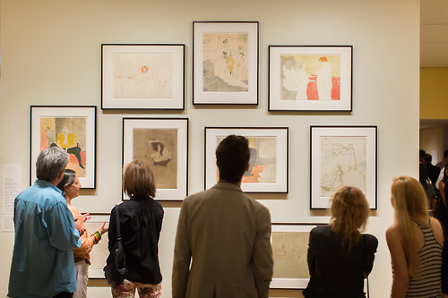 The Paris of Toulouse-Lautrec Prints and Posters - Museum of Modern Art