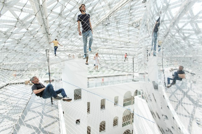 Tomás Saraceno - In Orbit (2)