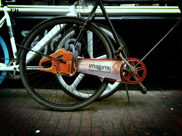 Van Wanten Etcetera - The Amsterdam Chainsaw Bicycle (2)