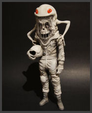 Alex Pardee - The Astronaut - Abominable Edition