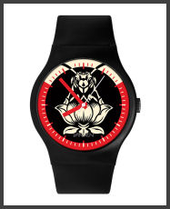 Shepard Fairey - Blondie Pollinator Watch - Large