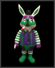 Frank Kozik - Lil Alex - Supervillain Edition