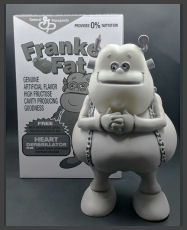 Ron English - Franken Fat (Monotone)