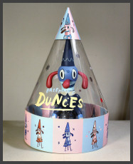 Gary Baseman - Dunce - Goody 2 Shoes