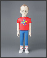 Keith Haring - Pop Shop Figure