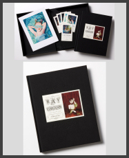 Ray Caesar - Art Collection Vol. 1: Editioned Book & Print Set