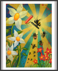 spring_bees_jeff_soto